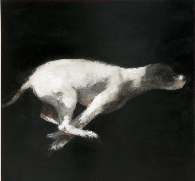 , 'Untitled (dog),' 2008, Galerie Arcturus