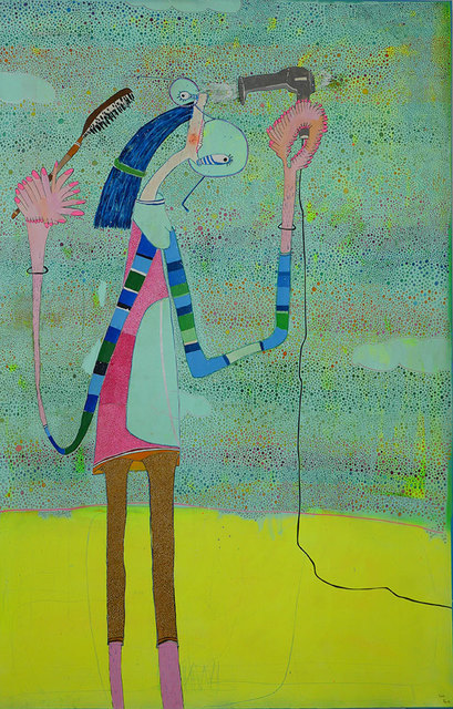 Rafa Macarrón, 'Sabri', 2019, Allouche Gallery