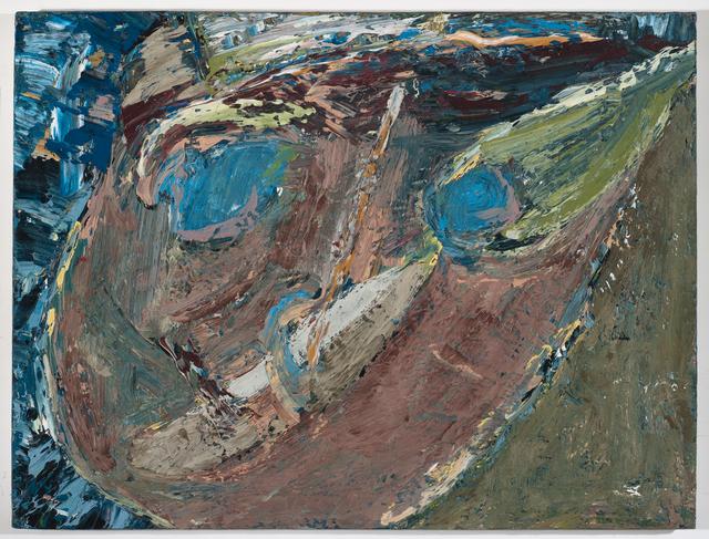 , 'Powhatan's Daughter,' 1982, Elizabeth Harris Gallery