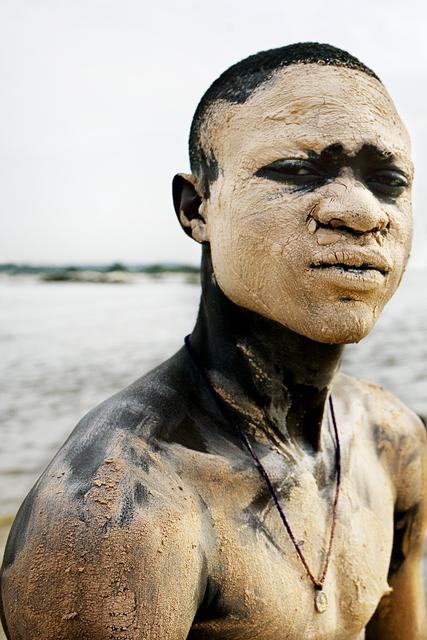 , 'Phantoms of the Congo river (017),' 2011-2012, Galerie Galea