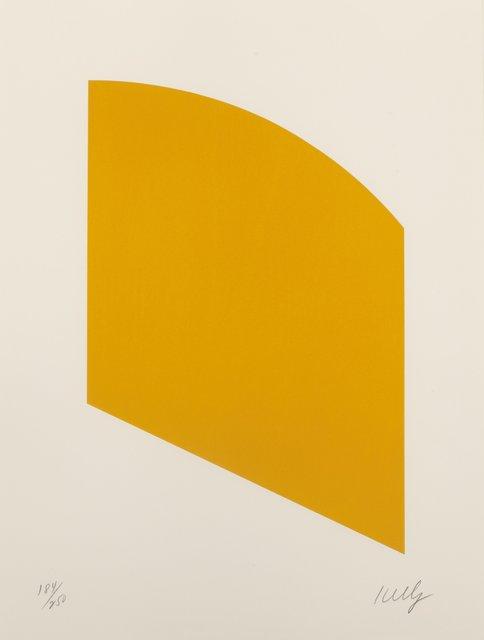 Ellsworth Kelly, 'Orange', 2004, Heritage Auctions