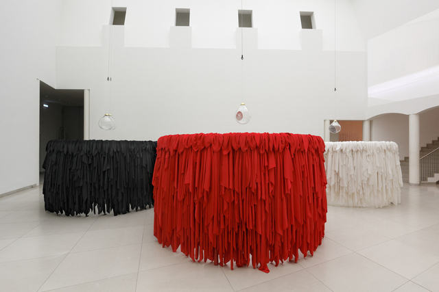 , 'Cercles de Cristal ABC,' 2014 , Galleria Continua