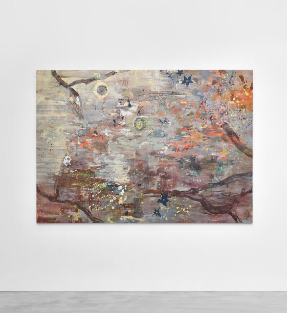 , 'Untitled,' 2016, Galerie Christophe Gaillard