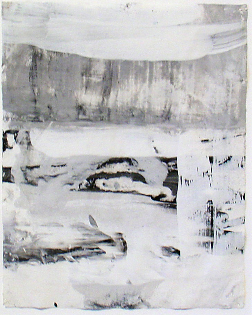 Bill Jensen, 'Drunken Brush #36', 2003, Drawing, Collage or other Work on Paper, Ink and tempera on British hand-made paper, McClain Gallery