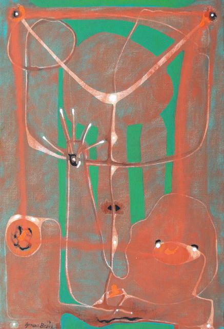 , 'Seven o'clock,' 2014, Matthew Liu Fine Arts