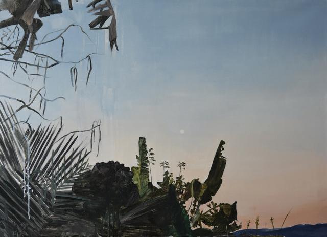 , 'Diptych Part II Untitled ,' 2015, Galerie Sandhofer