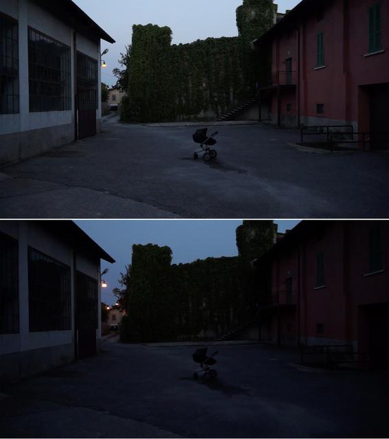 , 'Vespro,' 2016, Riccardo Crespi
