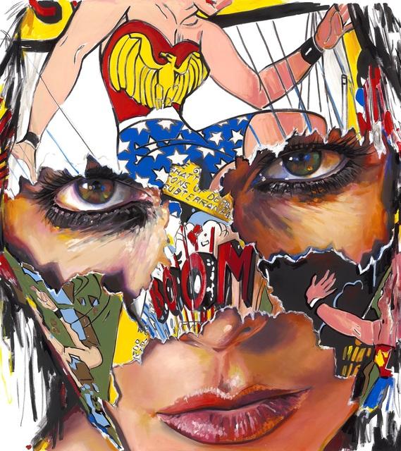 Sandra Chevrier, 'LaCage pris dans ses filets', 2019, Mirus Gallery