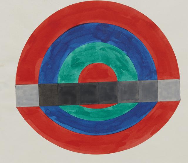 , 'untitled,' ca. 1969, Bowerbank Ninow