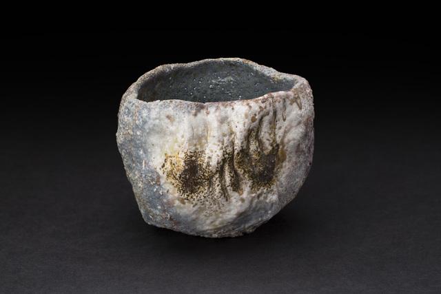 Osamu Inayoshi, 'Natural Ash Glaze Kurinuki Tea Bowl', 2018, Cavin-Morris Gallery