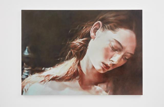 Judith Eisler, 'Magdalena', 2018, Painting, Oil on canvas, Casey Kaplan