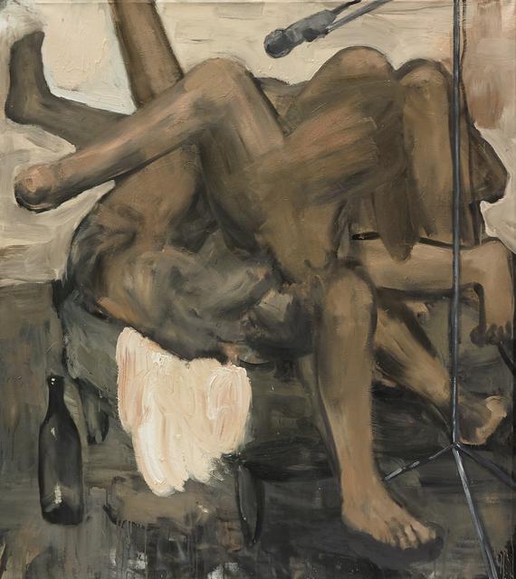 , 'Sonata per dodici gambe da camera,' 2014, Litvak Contemporary
