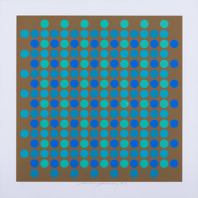Almir Mavignier, 'Composition', 1973, PIASA