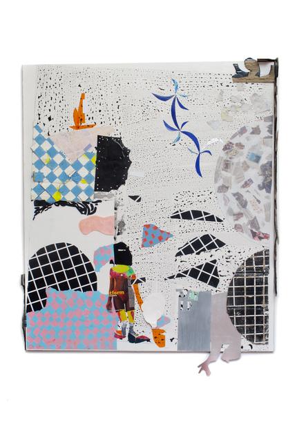 , 'Untitled,' 2018, Barbara Seiler
