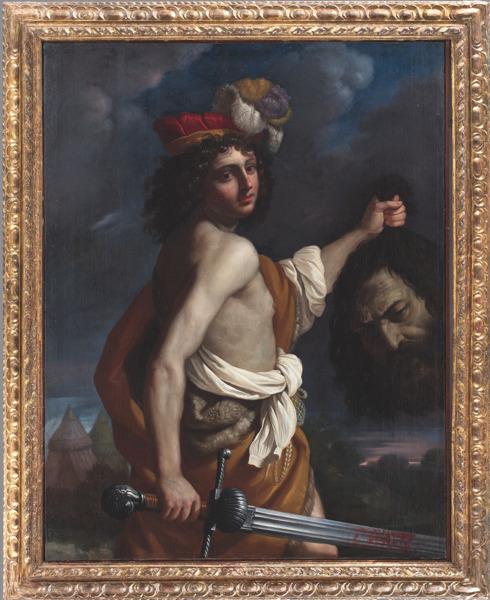, 'David con la Cabeza de Goliath,' , Morton Subastas