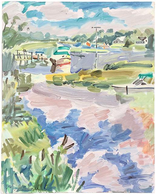 , 'Beaver Dam Creek,' 21st Century, George Billis Gallery