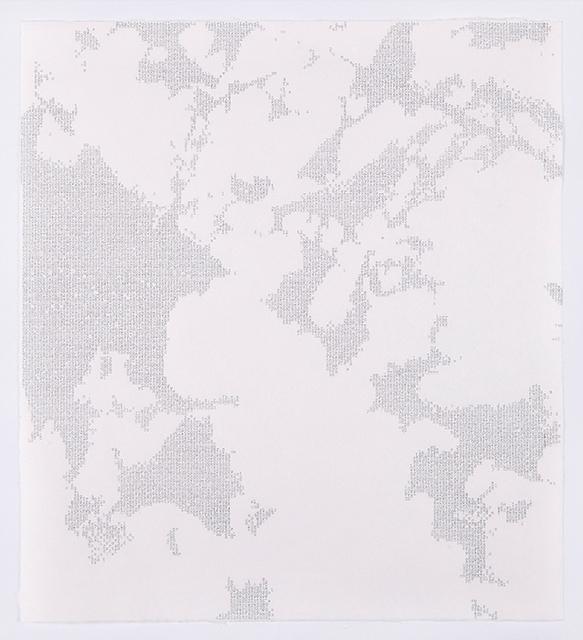 Johanna Calle, 'Palabras voraces', 2016, Moisés Pérez De Albéniz