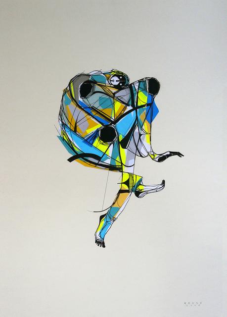 , 'Flexion,' 2015, Galerie SOON