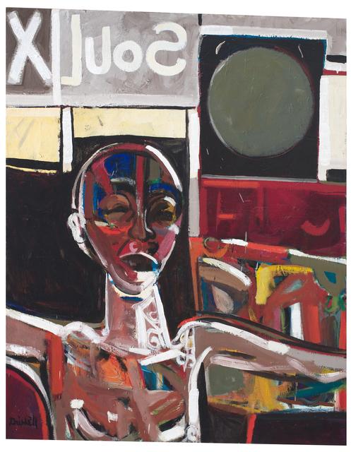 , 'Soul X,' 1968, DC Moore Gallery