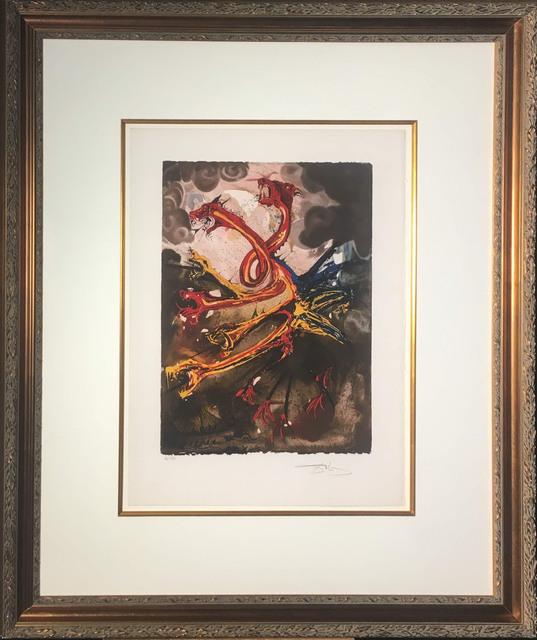 Salvador Dalí, 'Les Hydres (The Hydras)', 1974, Baterbys