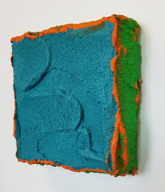 "Wayson Jones, '""Border"" Side view', 2018, Adah Rose Gallery"