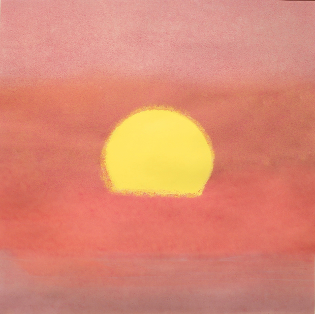 , 'Sunset,' 1972, Woodward Gallery