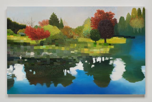 , 'Autumn Song,' 2016, Craig Krull Gallery