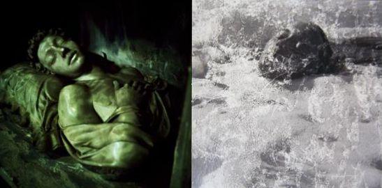, 'Drowning Sleeping Beauty,' 1995, Clima Art Gallery