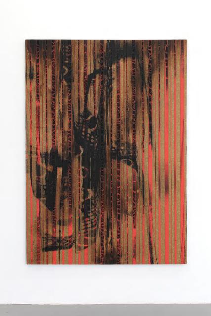 , 'Snake painting #5,' 2014, Richard Taittinger Gallery
