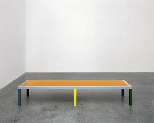 Liam Gillick, 'Multiplied Discussion Structure', 2007, Schellmann Art