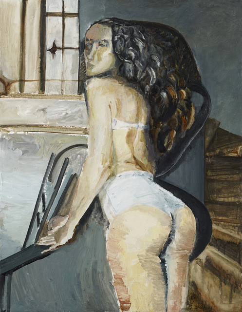 , 'Women Descending a Staircase,' 2016, Mind Set Art Center
