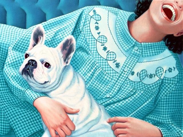 James Rieck, 'Master Bedroom', 2019, Lyons Wier Gallery