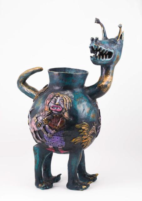 , 'El jarrón perro,' 2017, NM Contemporáneo