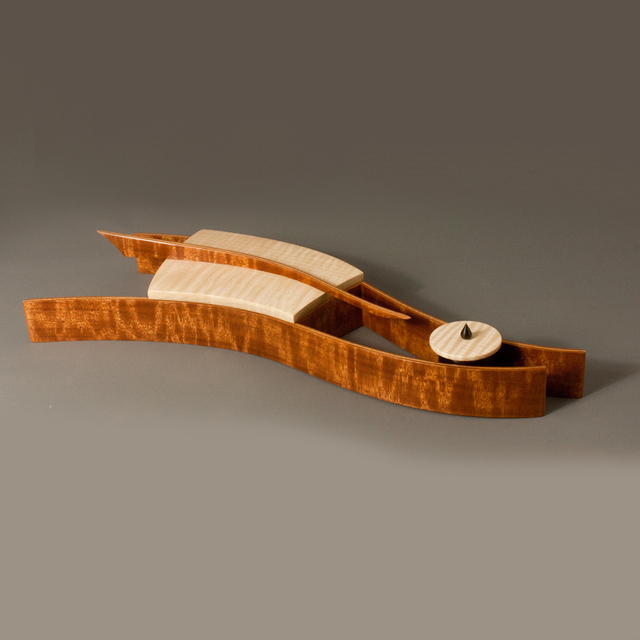 Alan Carter, 'Wave Box', 2013, Wood Symphony Gallery