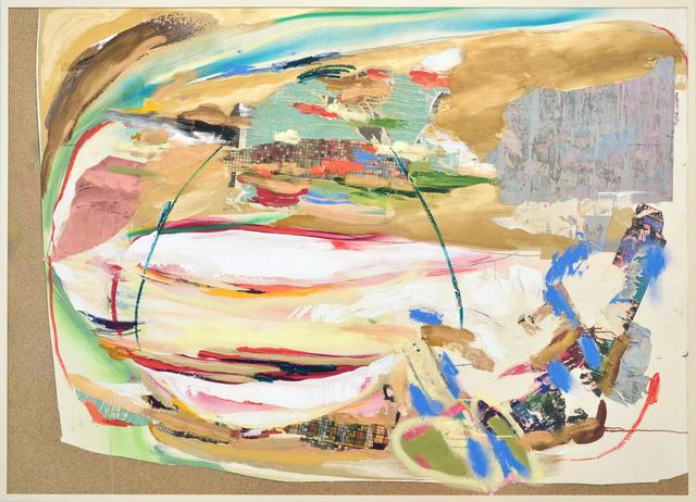 , 'Die Stadt der Königin der Engel,' 2015, Galerie Kornfeld
