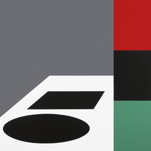 , 'A Circle and a Square,' 2014, David Richard Gallery