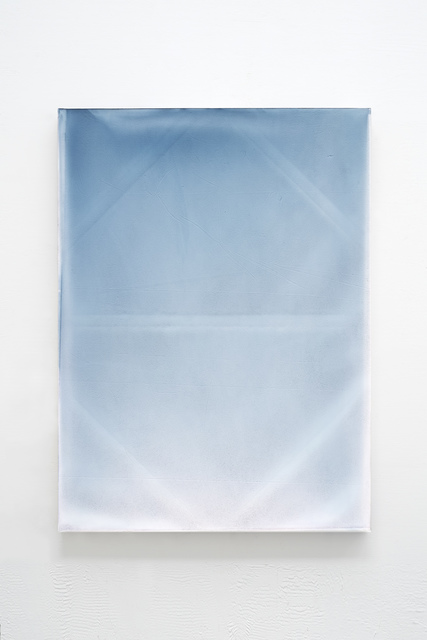 Jeremy Everett, 'Flare/Blue', 2016, Wilding Cran Gallery