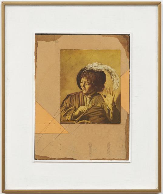 Joseph Cornell, 'Frans Hals image', 20th Century, DICKINSON