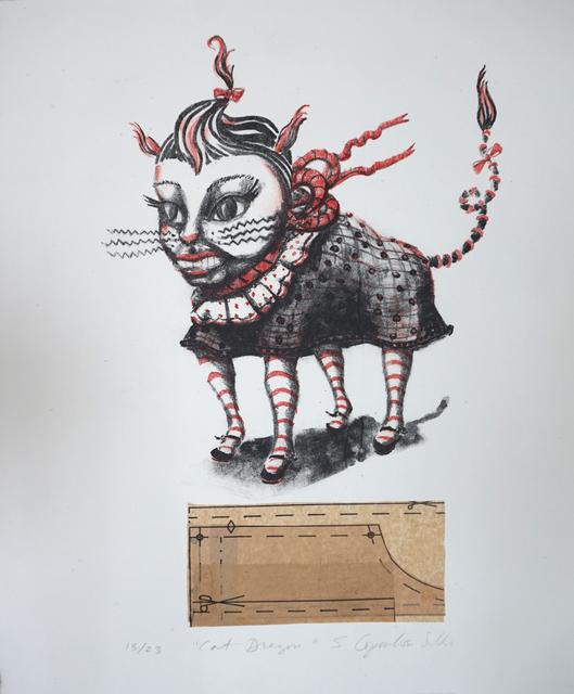 , 'Cat Dragon,' 2006, ArtHelix Gallery