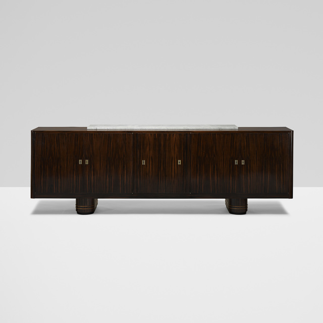 Jean Royère, 'cabinet', c. 1935, Rago/Wright