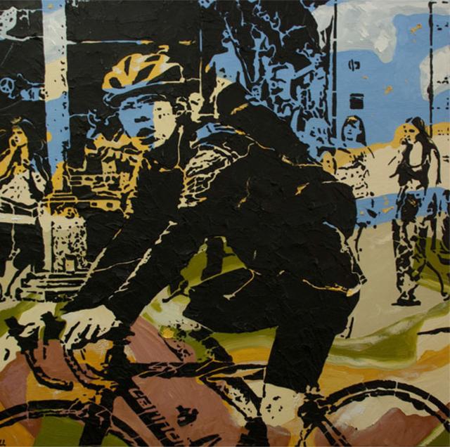 , 'Momentum,' 2013, Walter Wickiser Gallery