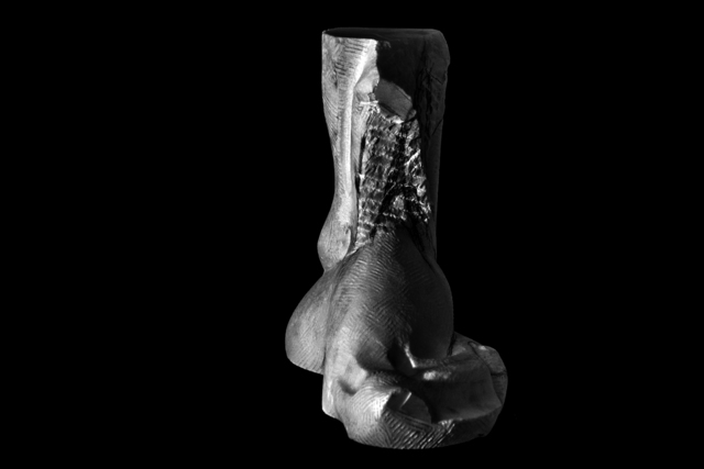, 'Foot - Ex Voto - Opuds 12 nr.7,' 2018, Kristin Hjellegjerde Gallery