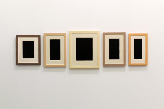 , 'Collection of Five Plaster Surrogates,' 1982-1990, Galerie Thomas Schulte