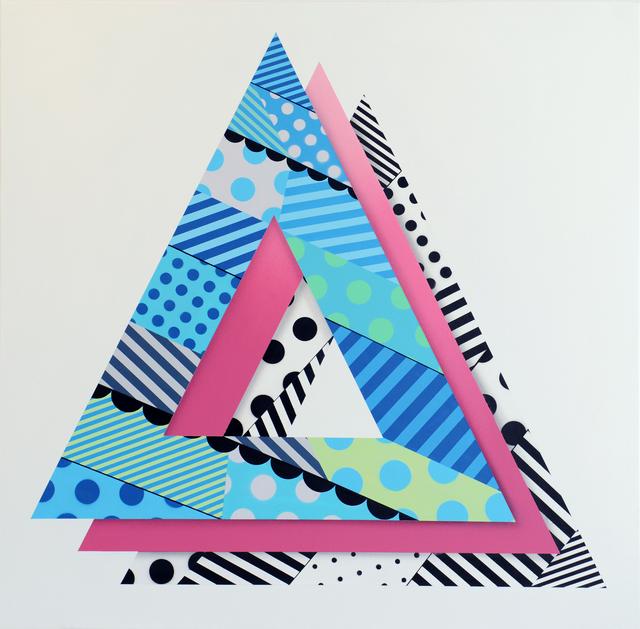 , '3 Tri,' 2016, StolenSpace Gallery