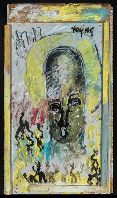 , '[Tearful Angel],' early 1990s, Hirschl & Adler
