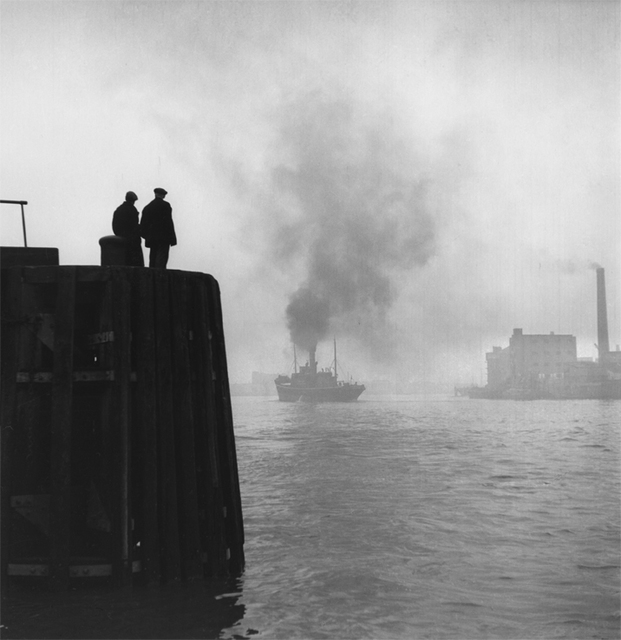 , 'Pool of London ,' 1949, The Photographers' Gallery