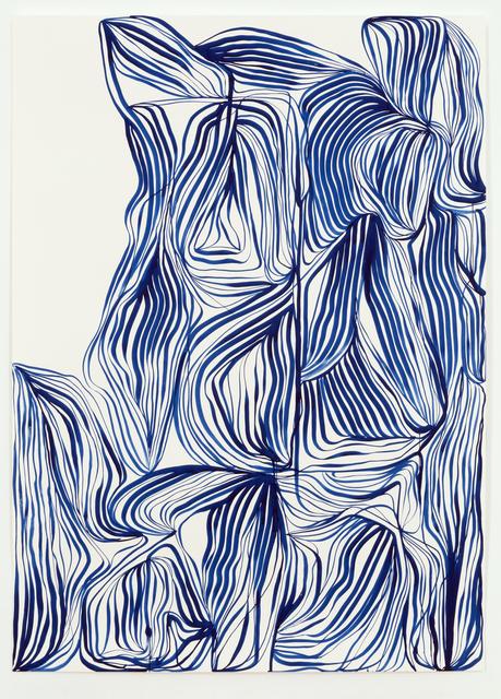 , 'Line Painting (02946),' 2015, Tanya Ling Studio