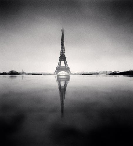 Michael Kenna, 'Eiffel Tower, Study 7, Paris, France', 1987, Weston Gallery