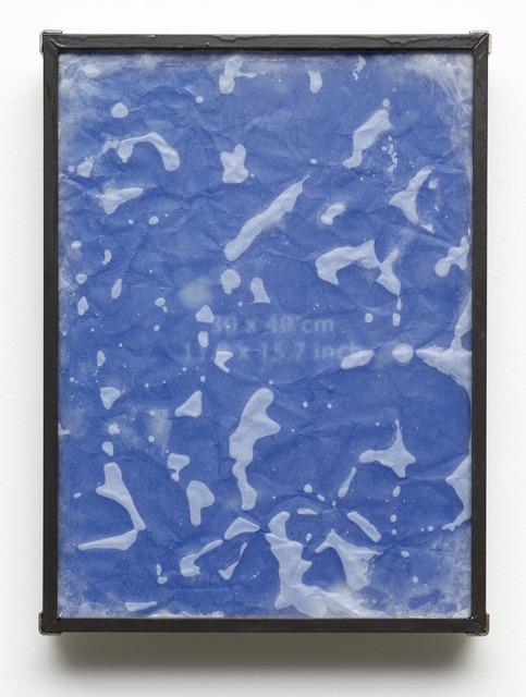 , '30 x 40 cm,' 2015, Dürst Britt & Mayhew