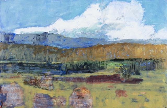 Mary Vernon, 'Black Pond', 2019, Valley House Gallery & Sculpture Garden